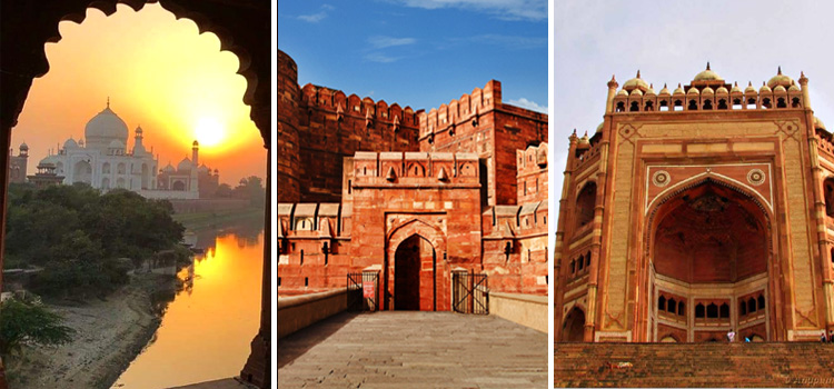 UNESCO World Heritage site tour in Agra
